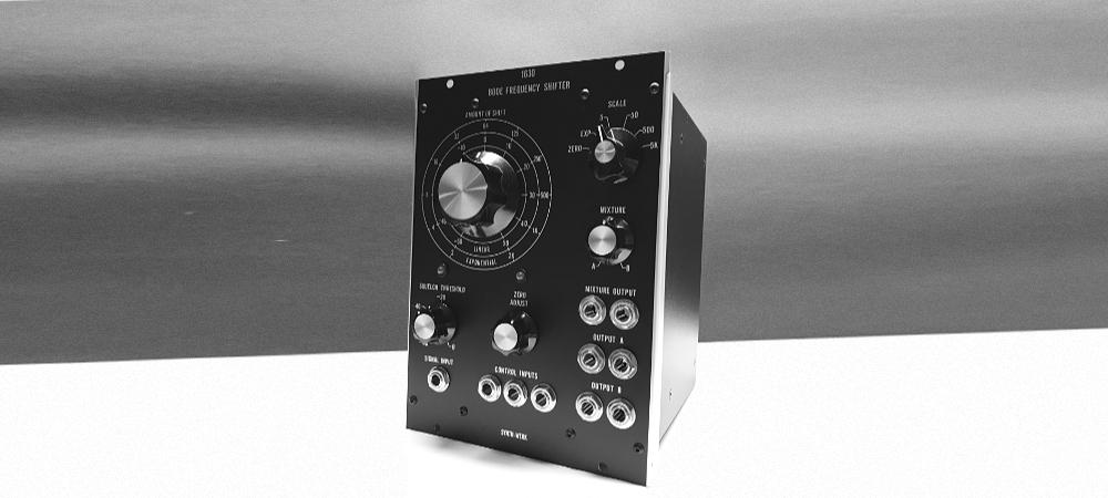 SW 1630 BODE FREQUENCY SHIFTER
