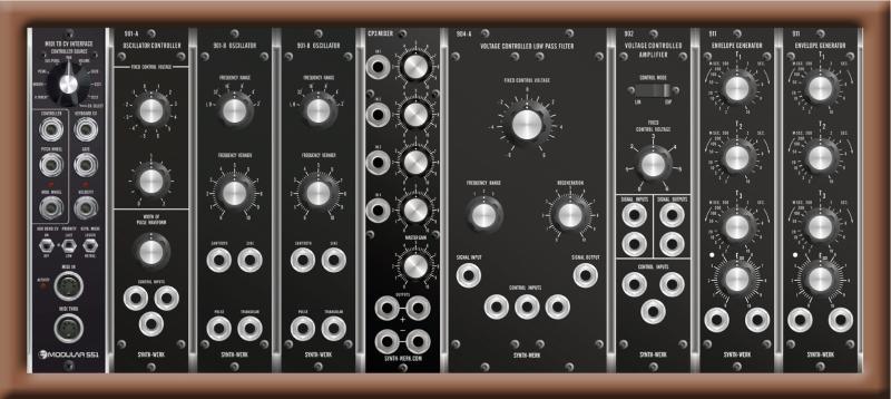 TSOTM1 MIDI